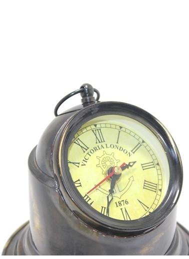 JBL Masa Üstü Saat Pirinç Masa Üstü Saat Dekoratif Hediyelik Renkli